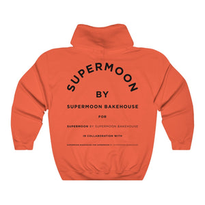 Supermoon by Supermoon Bakehouse for Supermoon Bakehouse NEON ORANGE