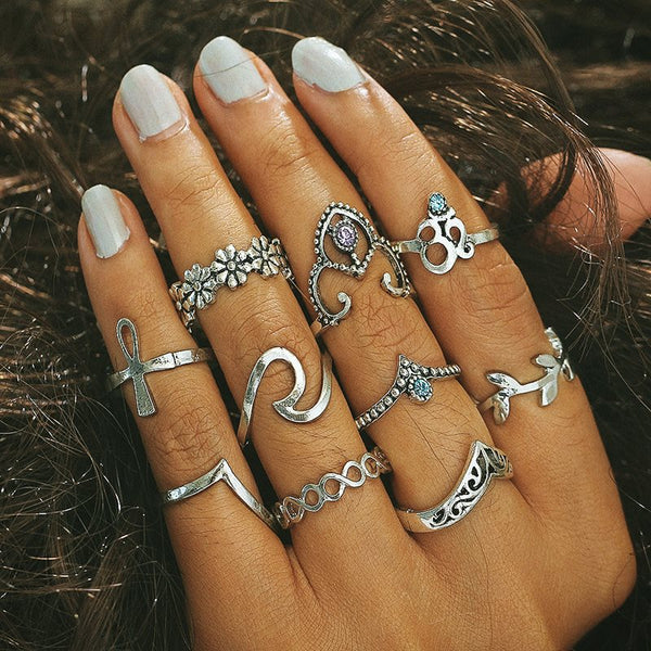 Alloy European Engagement Rings