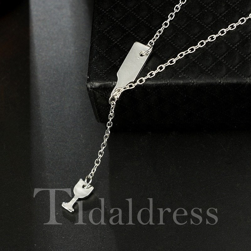 Wedding Gift Female European Style Alloy Necklace