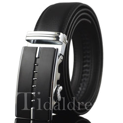 Regular Silhouette Thread Embellishment OL Style Belt