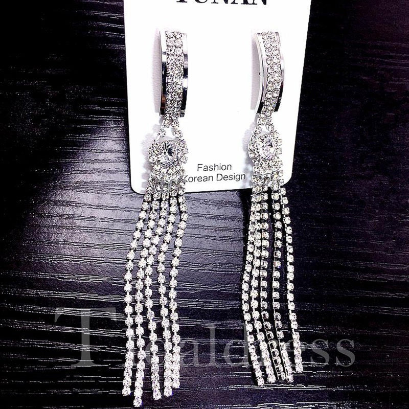 Anniversary Wedding Party Birthday Gift Female Earrings