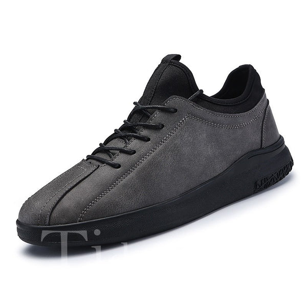 Lace-Up Low-Cut Upper Men's Skater Shoes