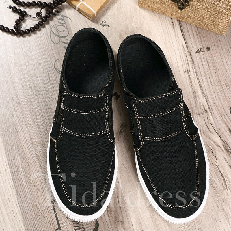 Slip-On Low-Cut Upper Men's Sneakers