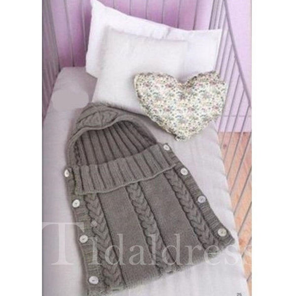 Simple Style Cotton Baby Sleeping Bag
