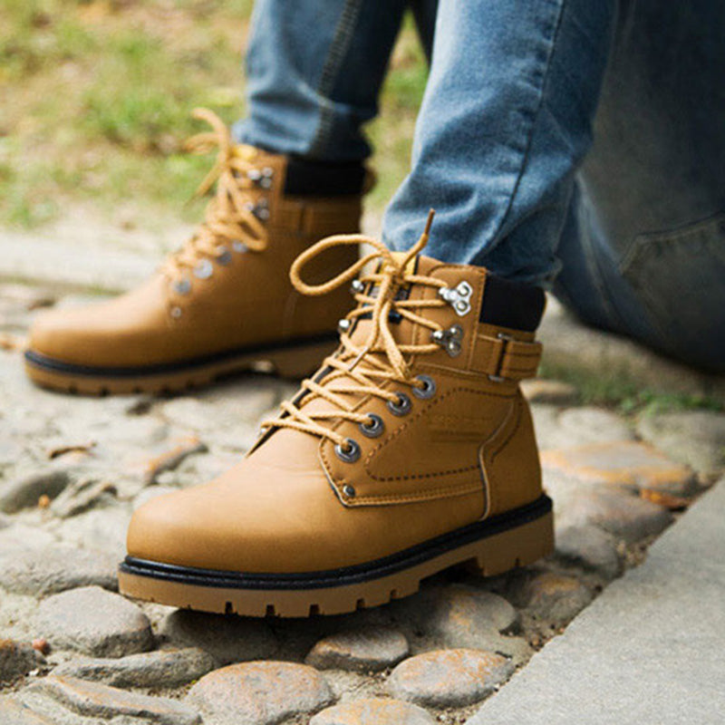 PU Casual Outdoor Casual Men's Boots