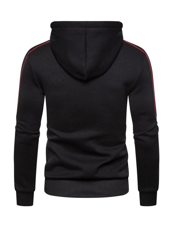 Cardigan Zipper Casual Hoodies