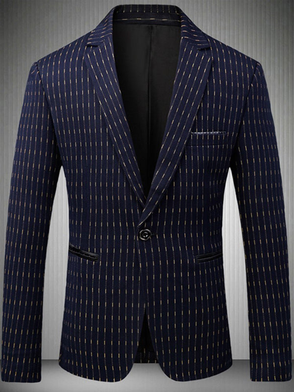 Men's  High Quality All Match Blazer