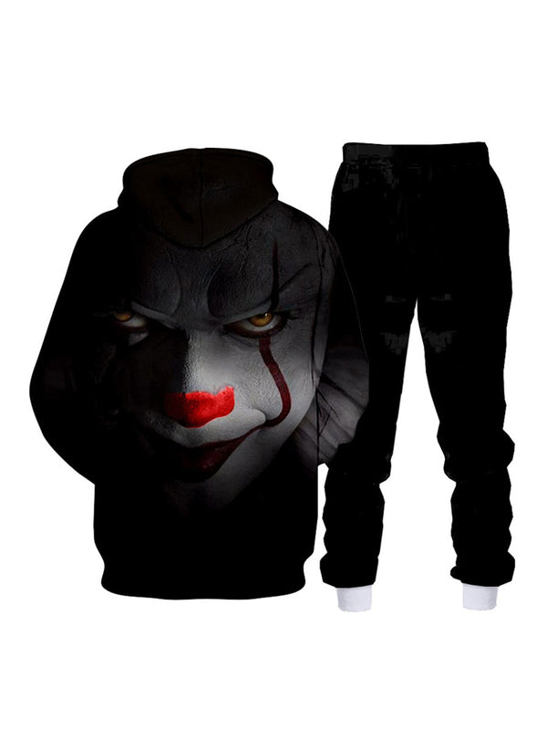 Pants Casual Cartoon Fall Outfit