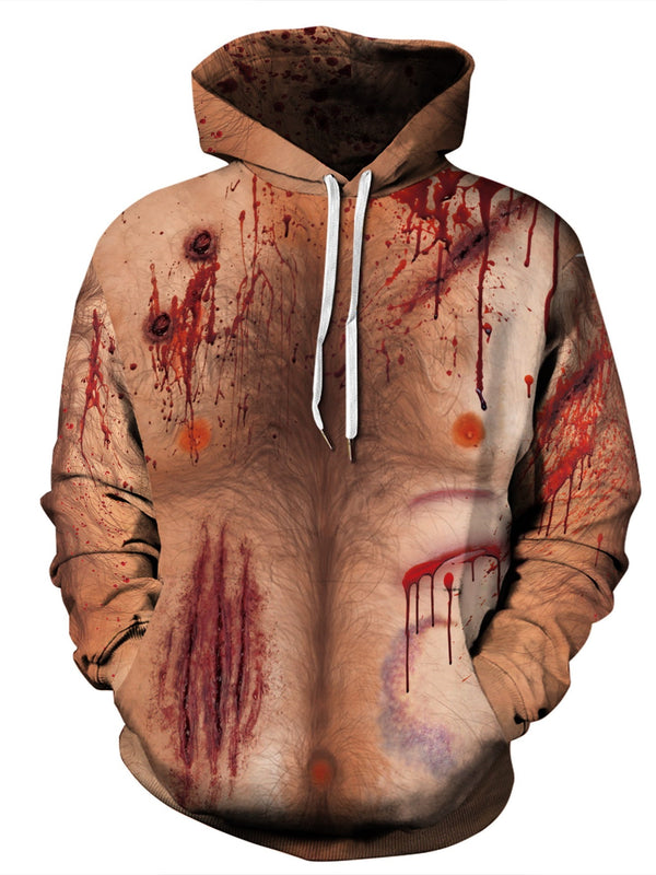 Regular Pullover Fall Casual Hoodies