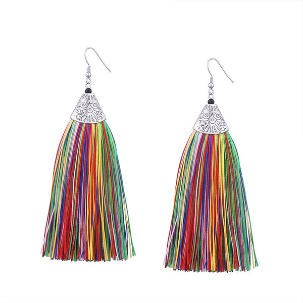 Tassel Alloy Gift Earrings