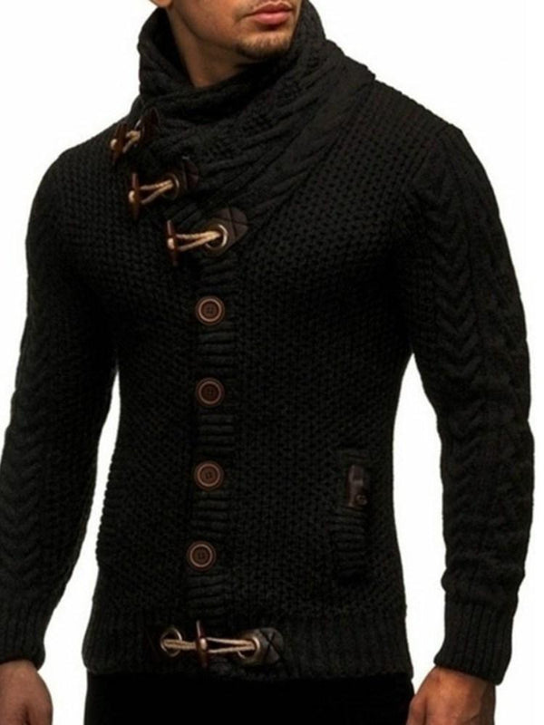 Standard Turtleneck European Winter Sweater