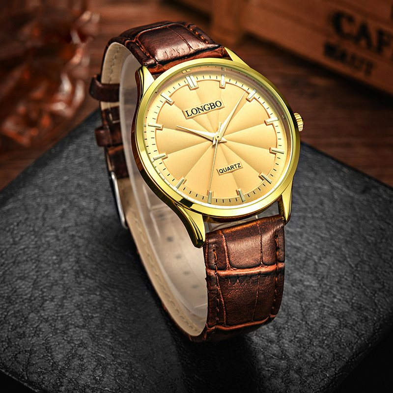 Hardlex Quartz Water Resistant Watches
