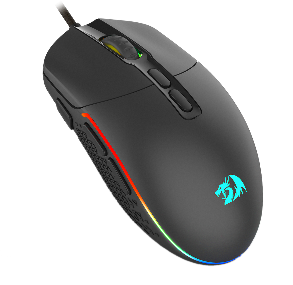 Download Redragon Zone Optical Mouse Wiring Diagram M719 Invader Wired Gaming 7 Programmable Buttons Rgb Backlit 10000 Dpi Ergonomic Pc Computer Mice With Fire Button Roll