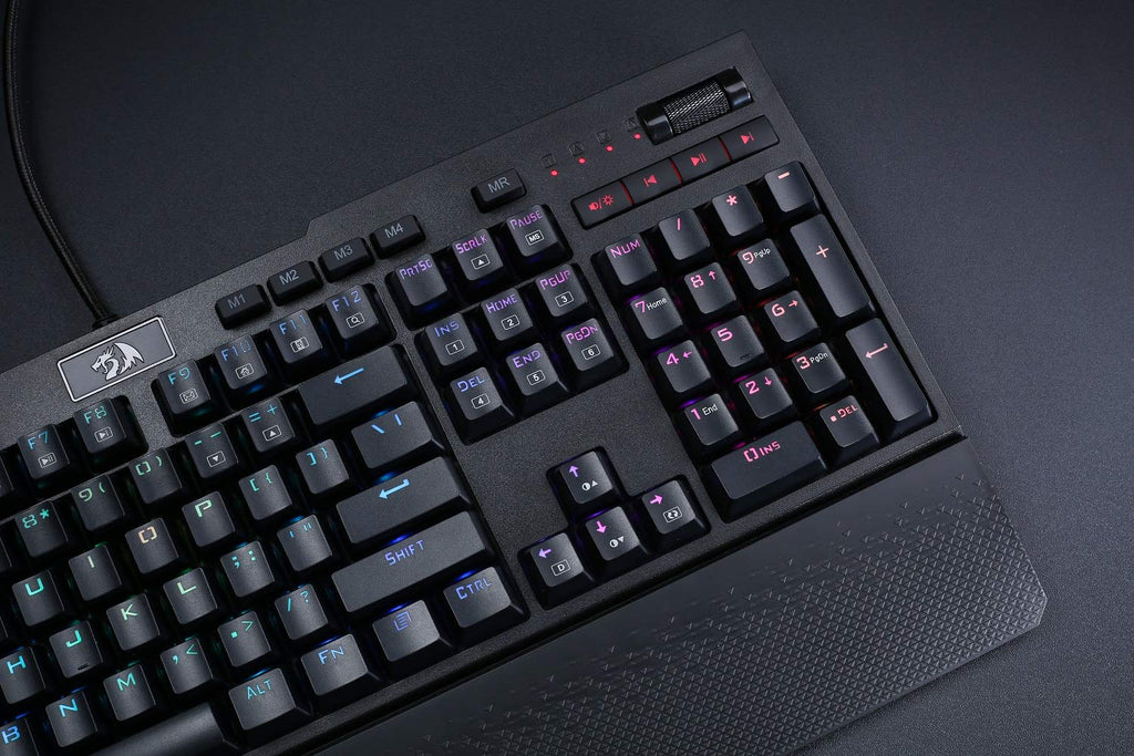 Redragon K586 Brahma RGB Mechanical Gaming Keyboard