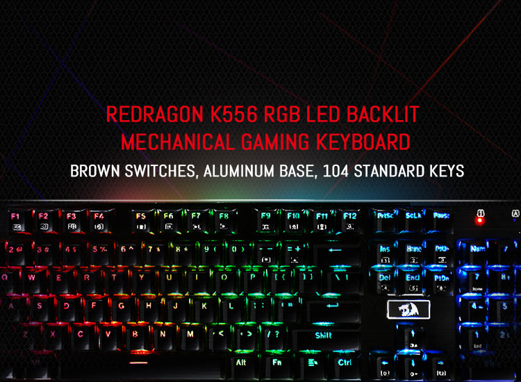 Redragon | Keyboards, Mice, and more - Official Site