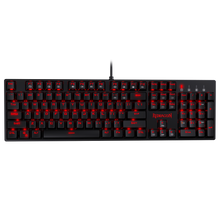 Redragon K582 SURARA Red LED Backlit Mechanical Gaming Keyboard 3
