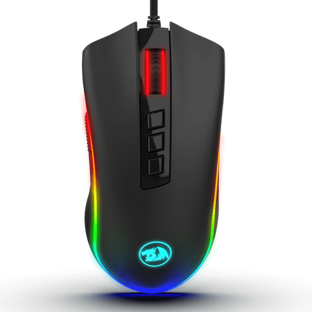Redragon M711 COBRA Gaming Mouse with 16 8 Million Chroma RGB Color