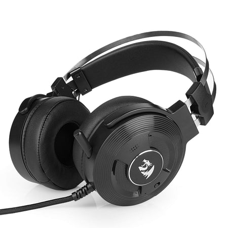 Redragon H991 TRITON Wired Active Noise Canceling Gaming Headset