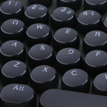 Redragon A106 Steampunk Typewriter Retro Keycaps 104 keys