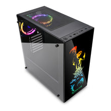 Redragon  Steeljaw GC-608 GAMING CASE