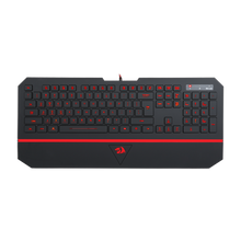 Redragon K502 Karura 7 color backlight gaming keyboard