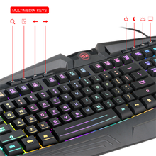 Redragon K503 Harpe  RGB Backlit Gaming Keyboard