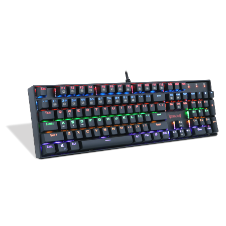 Redragon K551-R RAINBOW RGB Backlit Mechanical Gaming Keyboard