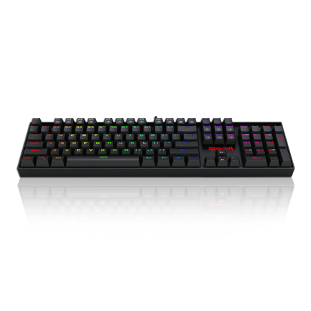 Redragon K551RGB MITRA RGB Backlit Mechanical Keyboard with Blue Switches