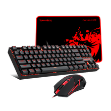 Redragon K552-BA PC GAMER VALUE COMBO SET