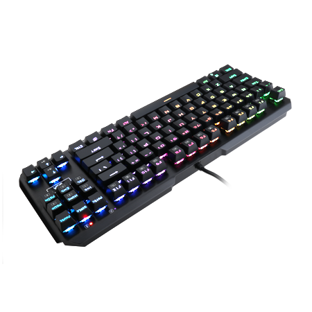 Redragon K553-RGB USAS RGB LED Backlit Mechanical Gaming Keyboard