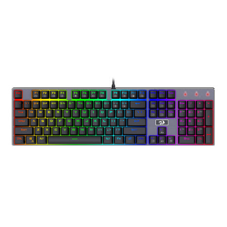 abf62a3a5d3 Redragon K556 RGB Mechanical Gaming Keyboard Brown Switches ...