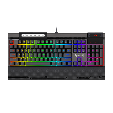 Redragon K563 SURYA RGB LED Backlit Mechanical Gaming Keyboard 104 Keys