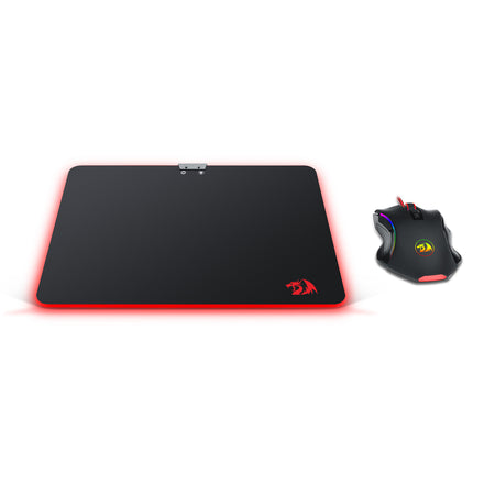 Redragon M602A-BA  Mouse & Mousepad 2 IN SET