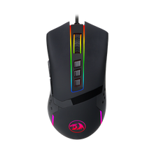 M712 wired gaming mouse RGB backlighting