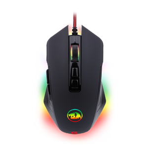 Redragon M715 DAGGER High-Precision Programmable Gaming Mouse with 7 RGB backlight modes