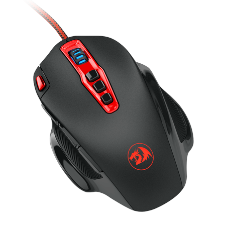 Redragon M805 Hydra 14400 DPI Gaming Mouse