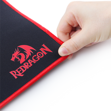 Redragon P003 Suzaku Huge Gaming Mouse Pad Mat, with Special-Textured Surface, Silky Smooth, Non-Slip Backing, Waterproof Surface, Stitched Edges, 31.50 x 11.81 x 0.12 inches