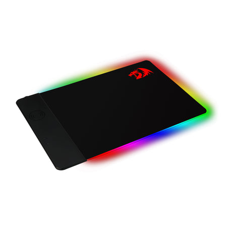 Redragon P025 Qi 10w Fast Wireless Charging Mouse Pad 3