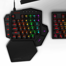 Redragon K585 DITI One-Handed RGB Mechanical Gaming Keyboard Brown Switches 3