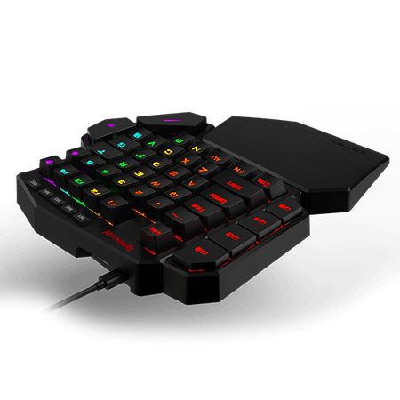 Redragon K585 DITI One-Handed RGB Mechanical Gaming Keyboard Brown Switches 6