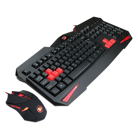 Redragon VAJRA&CENTROPHORUS SET S101-2 GAMING KEYBOARD&MOUSE SET