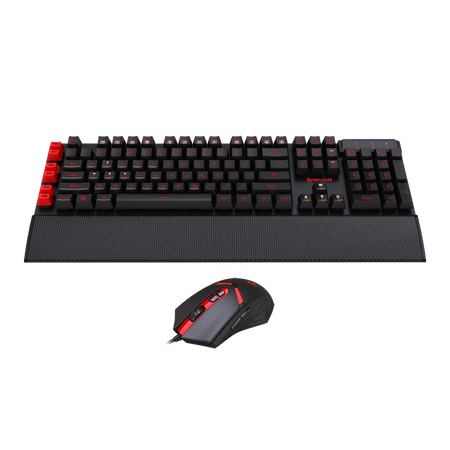 Redragon YAKSA&NEMEANLION SET S102 GAMING KEYBOARD&MOUSE SET