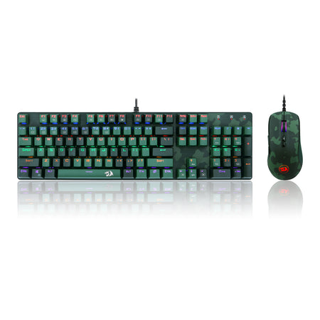 Redragon CAMINC ESSENTIALS S108  KEYBOARD & MOUSE 2 IN SET
