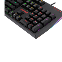 Redragon K592-PRO Mechanical Gaming RGB Wired Keyboard with Ultra-Fast V-Optical Blue Switches