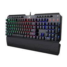 Redragon K555 INDRAH RGB Backlit Mechanical Gaming Keyboard