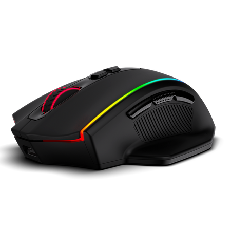 Redragon M686 VAMPIRE ELITE Wireless Gaming Mouse, 16000 DPI Wired/Wireless Gamer Mouse with Professional Sensor