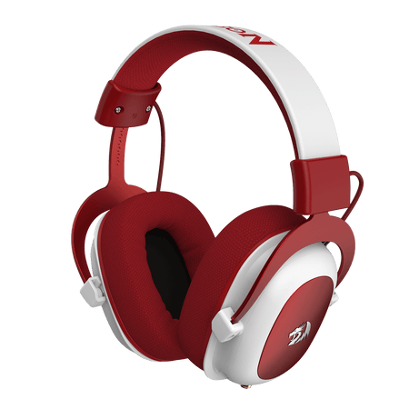 Redragon H510 Zeus Xmas Wired Gaming Headset Christmas Edition- 7.1 Surround Sound - Breathable Fabric Cushion Cover -53MM Drivers