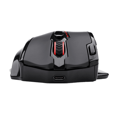 Redragon M913 Impact Elite Wireless Gaming Mouse, 16000 DPI Wired/Wireless RGB Gamer Mouse with 20 Programmable Buttons