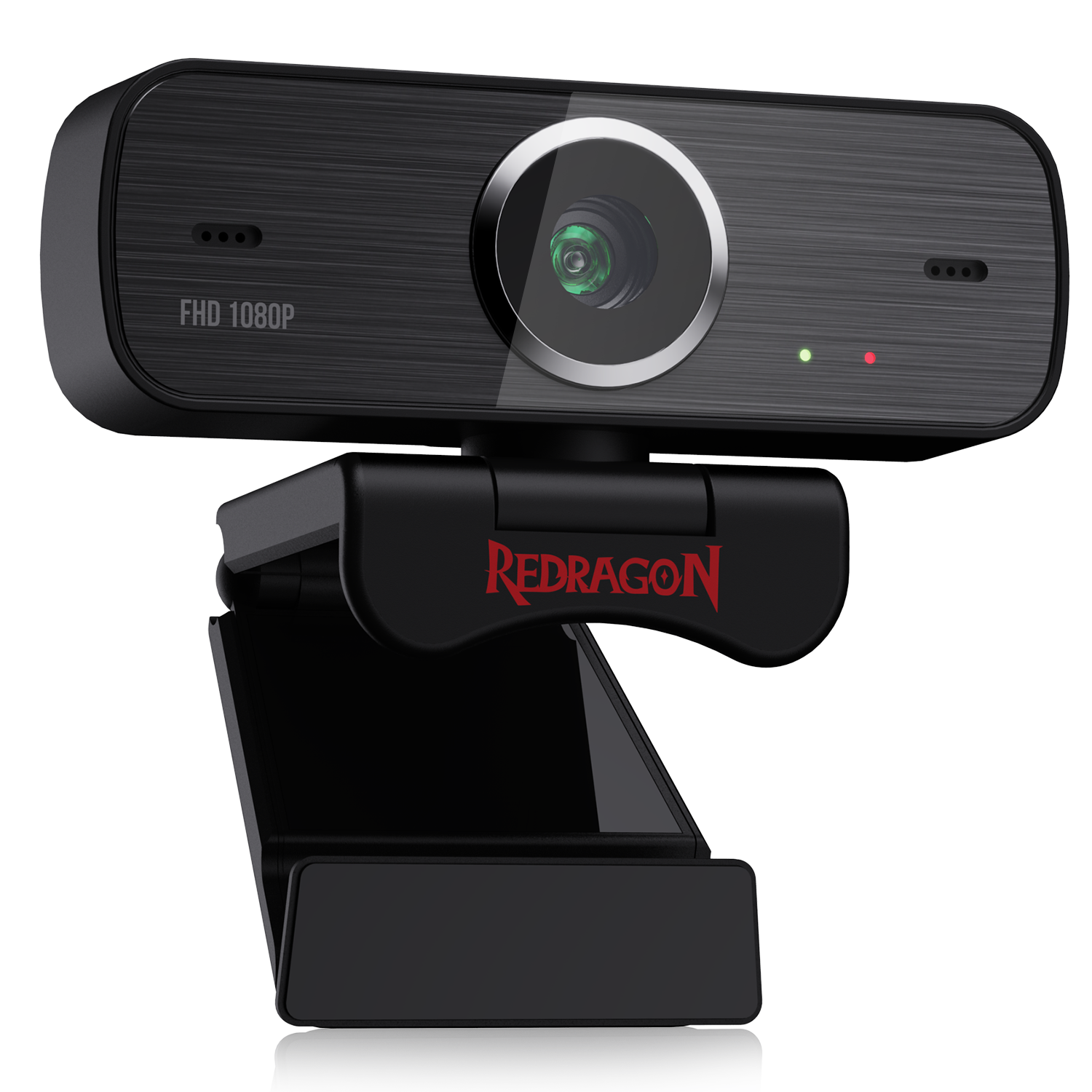 Redragon Gw800 1080p Webcam With Built In Dual Microphone 360 Degree R Redragon Zone