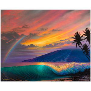 "Kihei Dream"" Acrylic Prints"